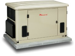 emergency power generator