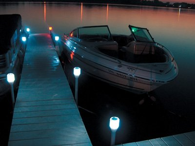 boat dock lighting mistakes to avoid, Reel Combo
